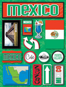 Mexico Stickers