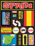 Spain Stickers