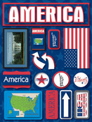 United States Stickers