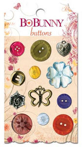 Ambrosia Buttons By Bo Bunny