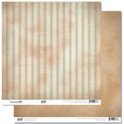 Stripe Paper - Happy Travels By Glitz Design