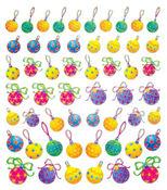 Ornament Stickers