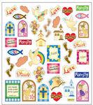 Faithful Stickers