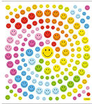 Assorted Smiley Face Stickers