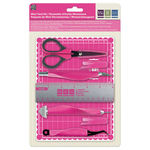 Mini Tool Kit & Magnetic Mat By We R Memory Keepers