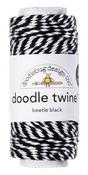 Beetle Black Twine - Doodlebug