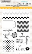 Buttercup Clear Stamps By Lily Bee