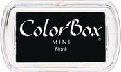 Black Colorbox Mini Ink Pad