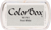 Frost White Colorbox Mini Ink Pad