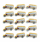 School Bus Repeat Stickers