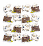 Sheep Repeat Stickers