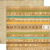 Yardsticks Paper - Charming - This & That - Echo Park
