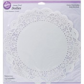 "Doilies 14"" Grease Proof - Wilton"