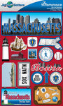 Massachusetts Stickers