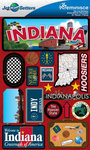 Indiana Stickers