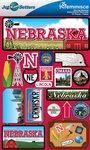 Nebraska Stickers