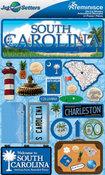 South Carolina Stickers