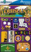 Louisiana Stickers