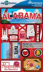Alabama Stickers - Jet Setters 2 - Reminsice