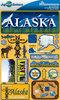 Alaska Stickers - Jet Setters 2 - Reminisce