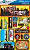 New York Stickers