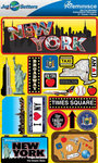 New York Stickers