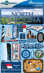 North Carolina Stickers