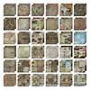 Tim Holtz Ideaology - 12 x 12 Paper Stash Destinations