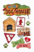 In The Dog House Stickers - Paper House