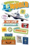 World Travel Stickers - Paper House