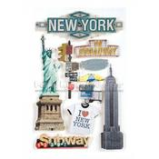New York City Stickers - Paper House