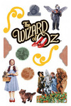 The Wizard Of Oz Stickers - Paper House
