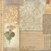 First Class Mail Paper - Attic Treasures - Melissa Frances