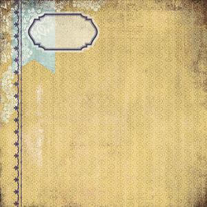Cleopatra Paper - Plumeria - Basic Grey