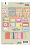 Summer Soul Brag Book Embellishment Kit - Fancy Pants Designs