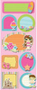 Sunny Side Up Sticker Stackers - Makin Waves - Imaginisce
