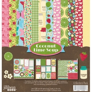 Coconut Lime Soup Collection Pack - Jillibean Soup