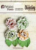 Frosted Roses - Pistachio - Petaloo