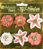 Paprika - Small Flowers - Petaloo