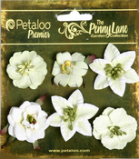 Mint - Small Flowers - Petaloo