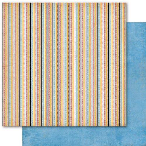 Stripe Paper - Nostalgia - Ruby Rocket