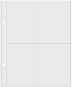 """Sn@p! Pocket Pages For 6""""X8"""" Binders 10/Pkg -  Simple Stories"""
