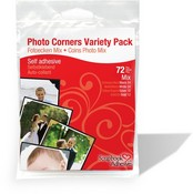 Variety Pack Photo Corners - Scrapbook Adhesives