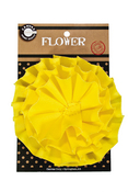 Yellow Canvas Flower - Canvas Corp
