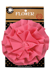 Light Pink Canvas Flower - Canvas Corp