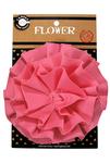 Light Pink Canvas Flower - Canvas Corp