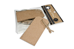 Kraft Cardstock Tags Tags & Ties - Canvas Corp