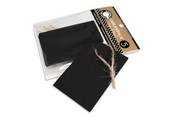 Chalkstock Corner Tags & Ties - Canvas Corp