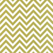 Chevron Paper - White On Kraft - Canvas Corp