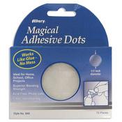 Magical Adhesive 1/2 Inch Dots - Allary